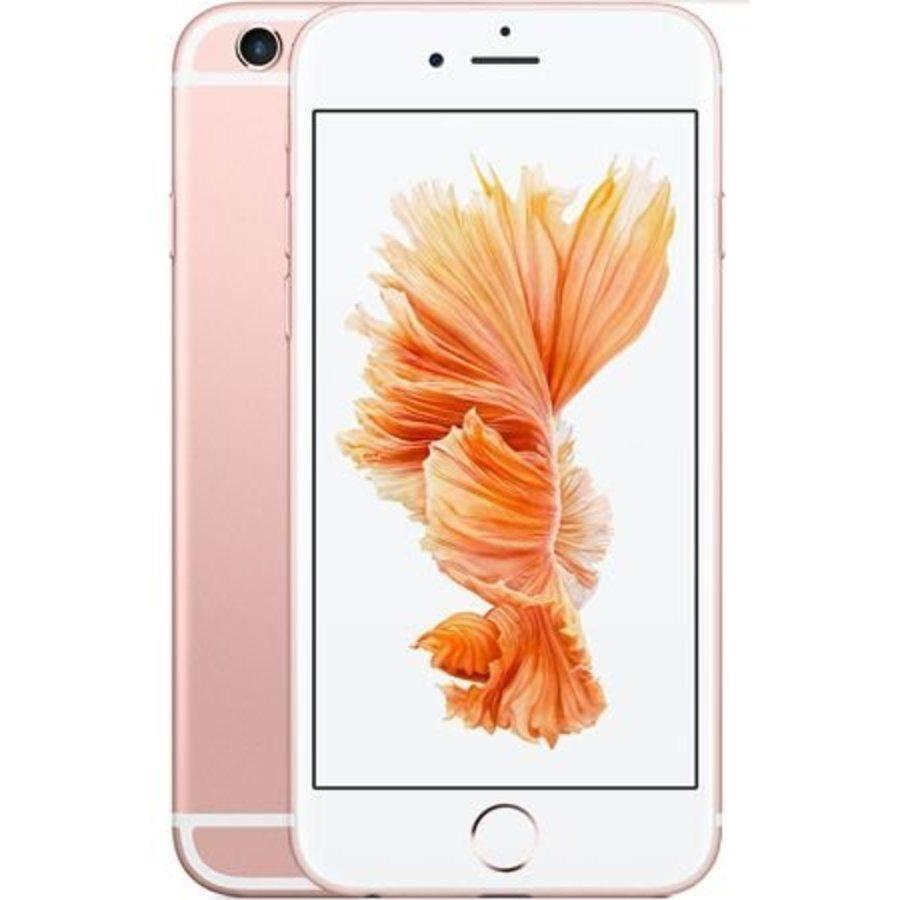 Apple iPhone 6s 128GB Rose Gold (128GB Rose Gold)-1