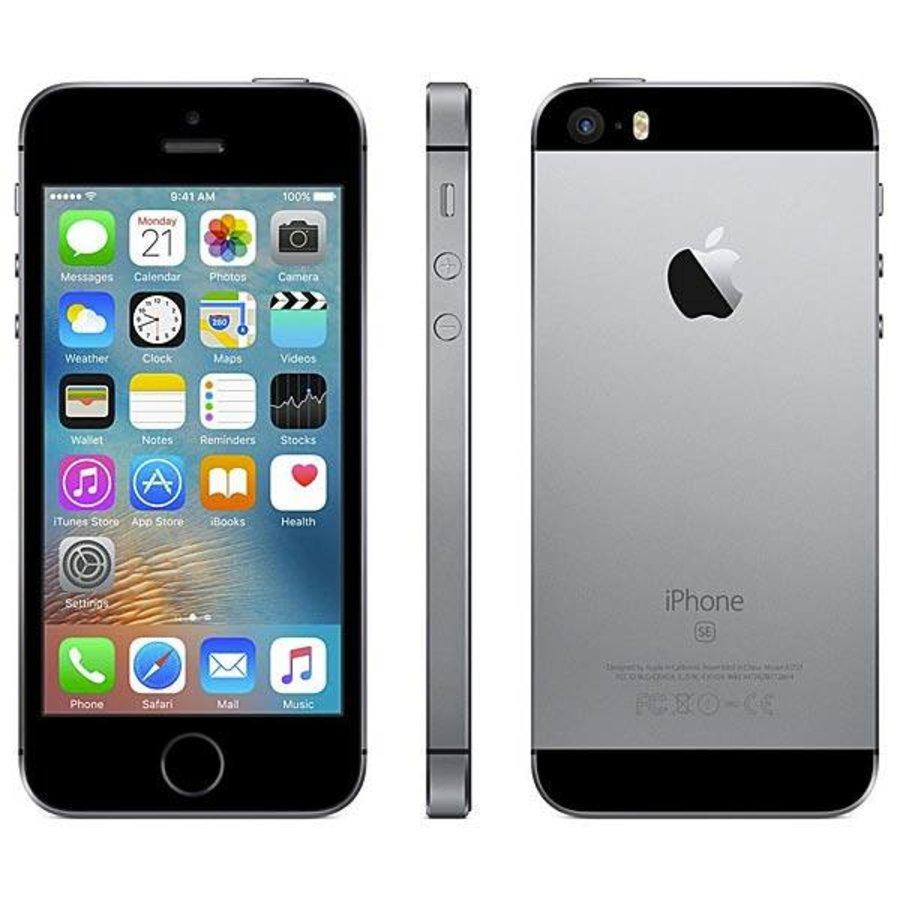 Refurbished iPhone SE - 16GB - Space Grey-1