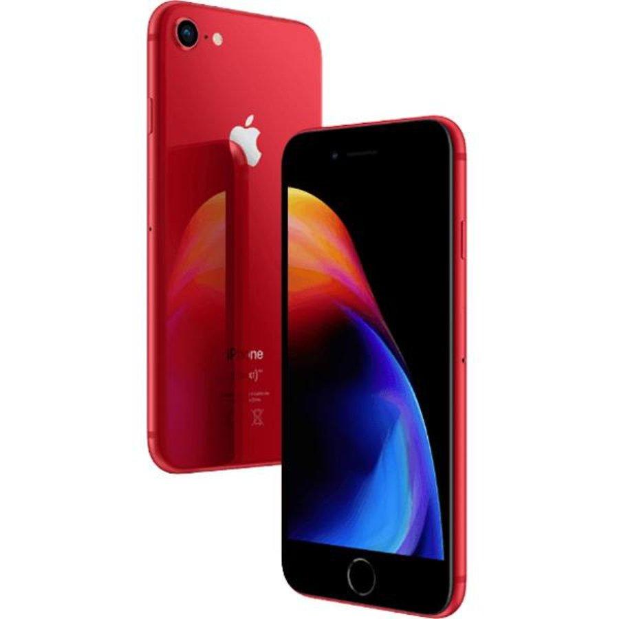 Refurbished iPhone 7 - 128GB - Red-1