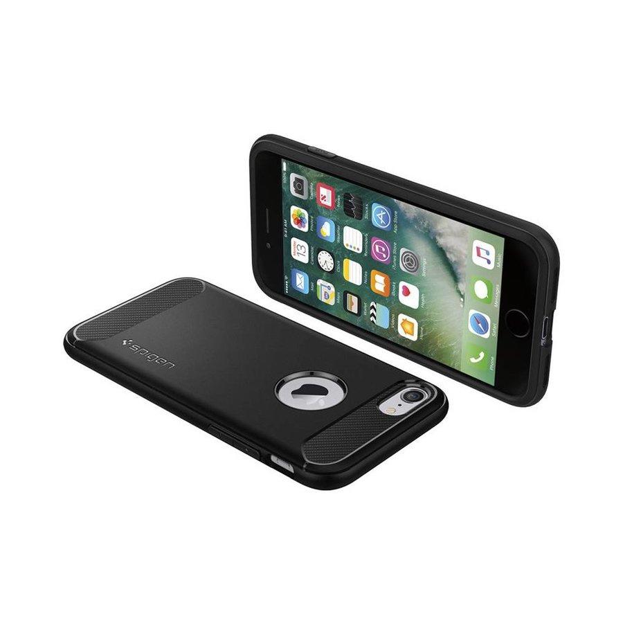 Spigen Rugged Armor for iPhone 7/8 black-2