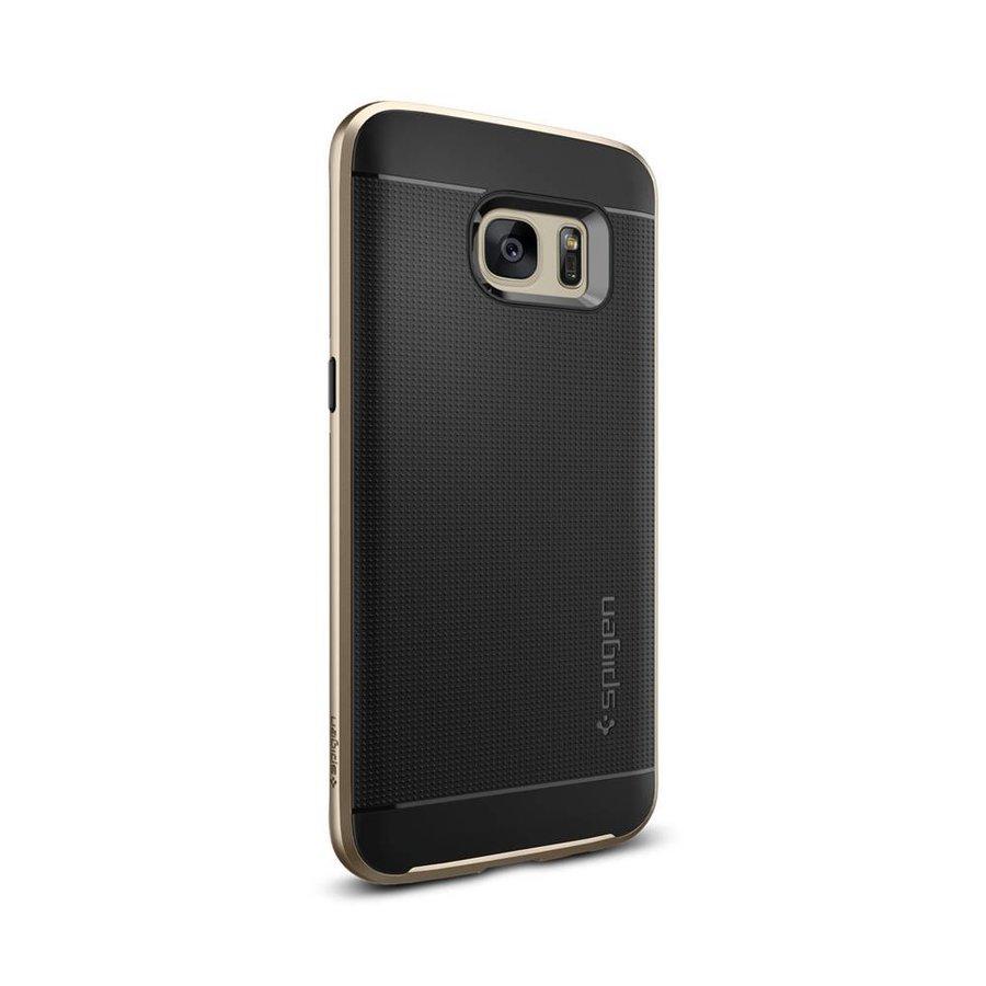 Spigen Neo Hybrid for Galaxy S7 Edge champagne gold-3