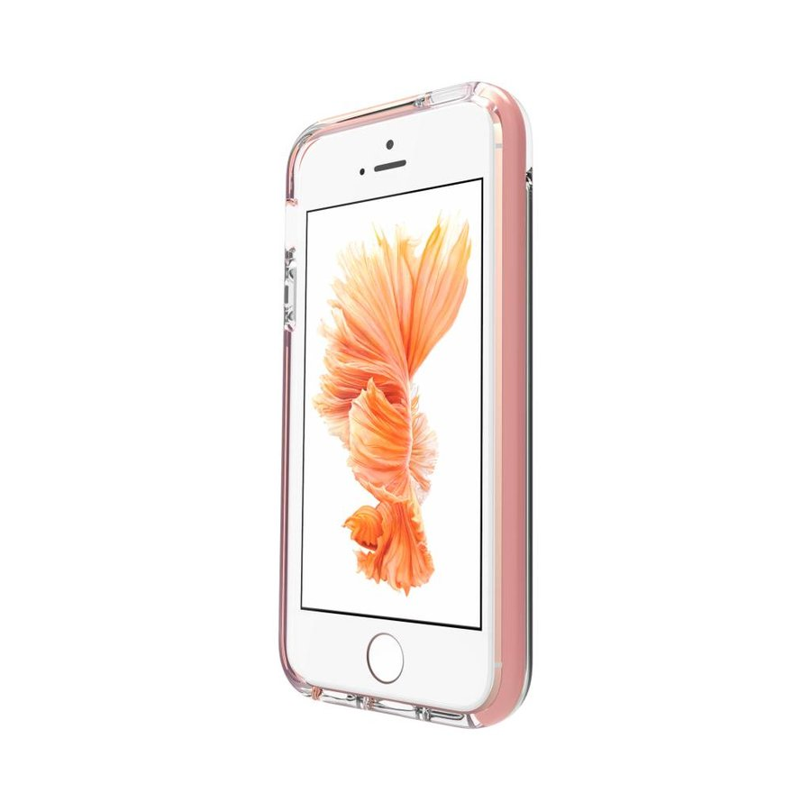 GEAR4 Piccadilly for iPhone 5/5s/SE rose gold colored-3