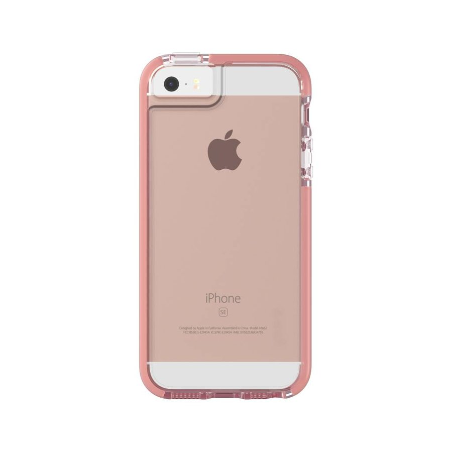 GEAR4 Piccadilly for iPhone 5/5s/SE rose gold colored-4