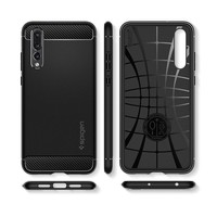 thumb-Spigen Rugged Amor for P20 Pro black-4
