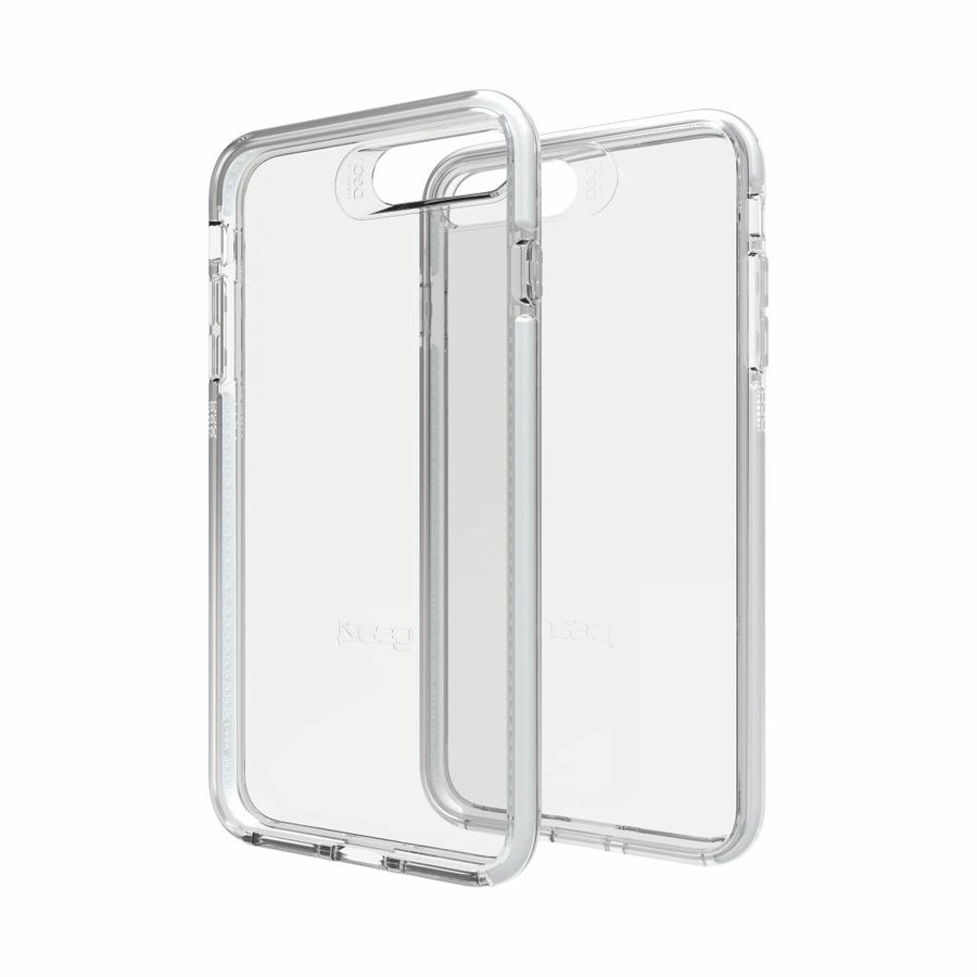 GEAR4 Piccadilly for iPhone 7/8 Plus silver colored-1