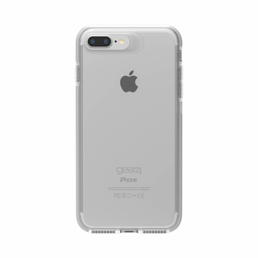 GEAR4 Piccadilly for iPhone 7/8 Plus silver colored-4