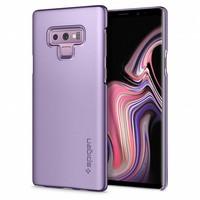 thumb-Spigen Thin Fit for Galaxy Note 9 purple-1