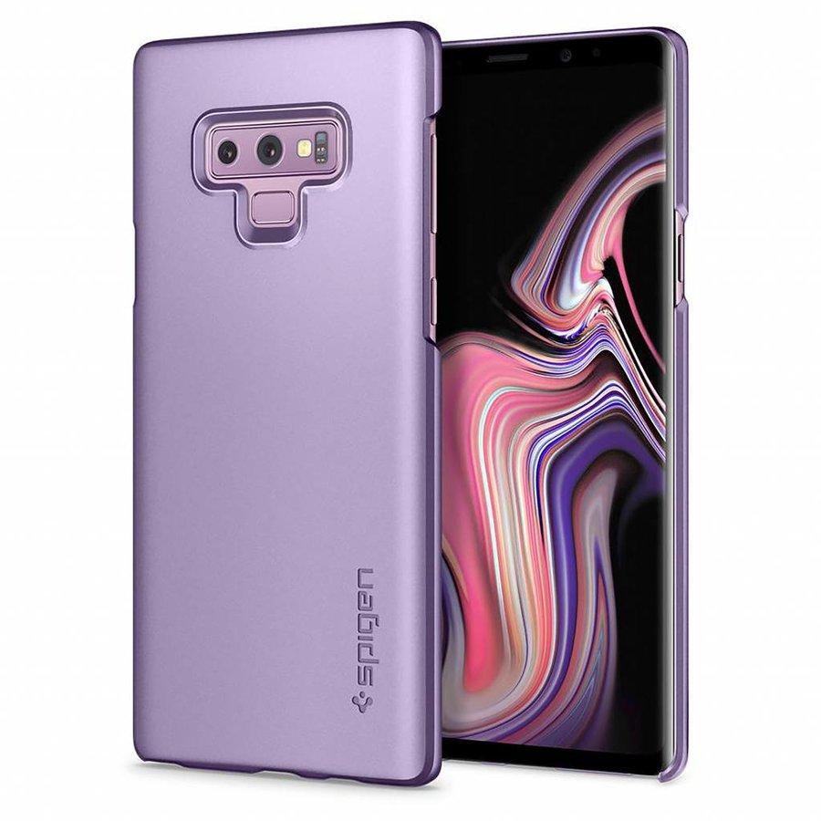 Spigen Thin Fit for Galaxy Note 9 purple-1