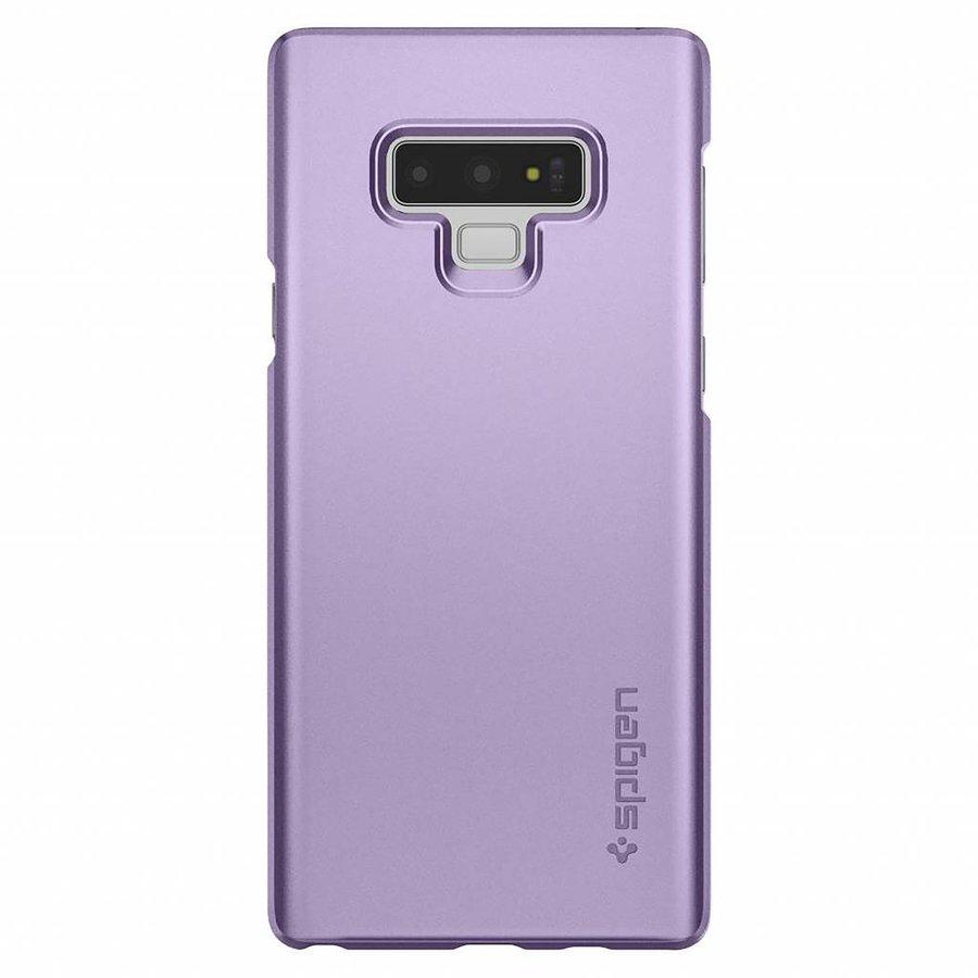 Spigen Thin Fit for Galaxy Note 9 purple-2