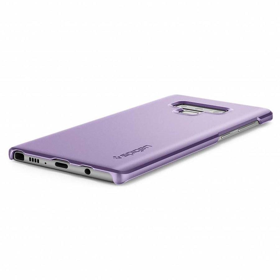 Spigen Thin Fit for Galaxy Note 9 purple-3