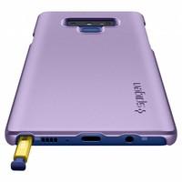 thumb-Spigen Thin Fit for Galaxy Note 9 purple-5