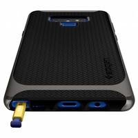 thumb-Spigen Neo Hybrid  for Galaxy Note 9 Midnight Black-5