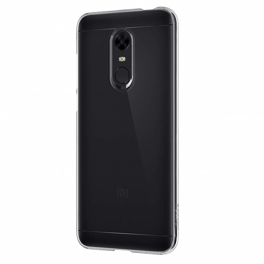 Spigen Thin Fit Crystal for Redmi 5 Plus crystal clear-2
