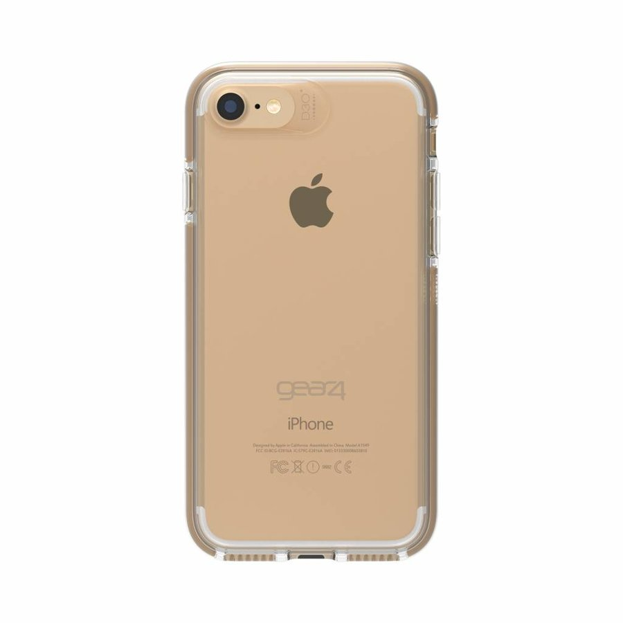 GEAR4 Piccadilly for iPhone 7/8 gold colored-4