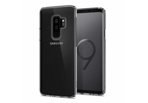 Spigen Thin Fit  for Galaxy S9+ crystal clear