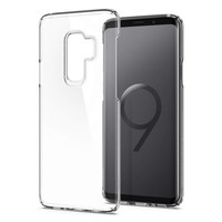 thumb-Spigen Thin Fit  for Galaxy S9+ crystal clear-2