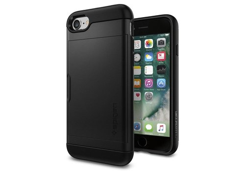 Spigen Slim Armor CS for iPhone 7 black