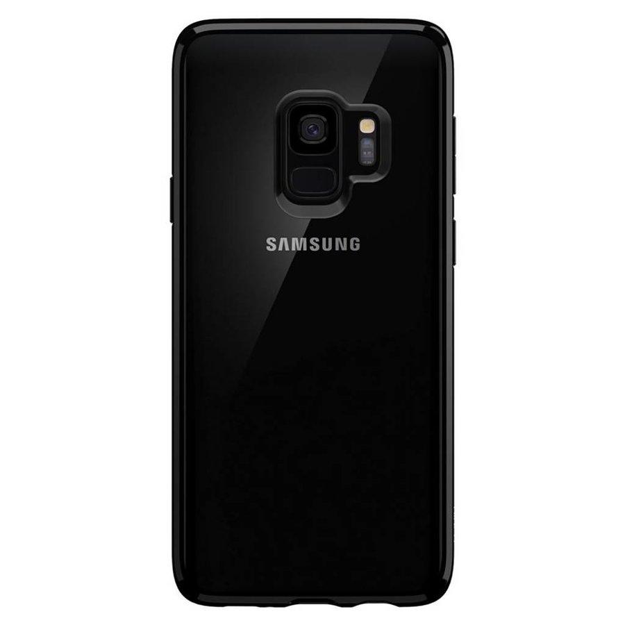 Spigen Ultra Hybrid for Galaxy S9 Midnight Black-2