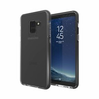 thumb-GEAR4 Piccadilly for Galaxy A8 (2018) black-1