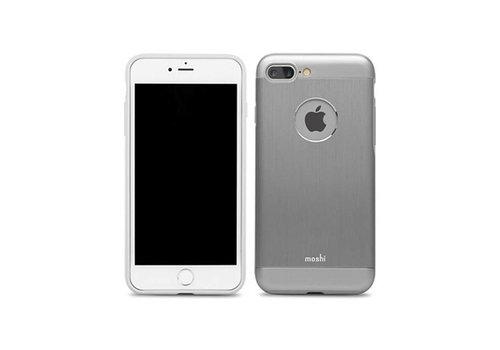Moshi iGlaze Armour for iPhone 7/8 Plus Gunmetal Gray