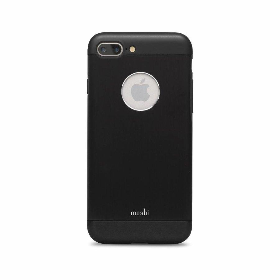 Moshi iGlaze Armour for iPhone 7/8 Plus Onyx Black-1