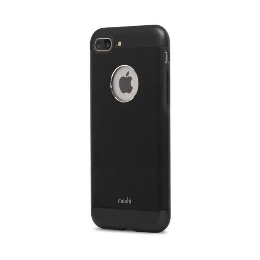 Moshi iGlaze Armour for iPhone 7/8 Plus Onyx Black-2