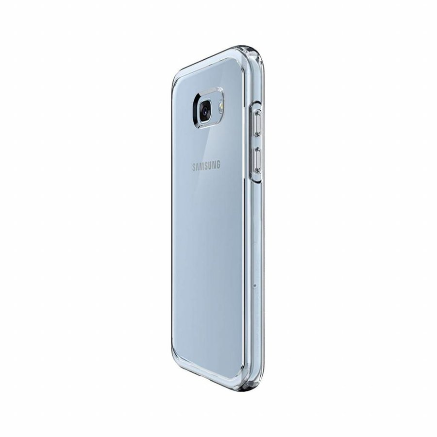 Spigen Ultra Hybrid for Galaxy A7 (2017) crystal clear-3