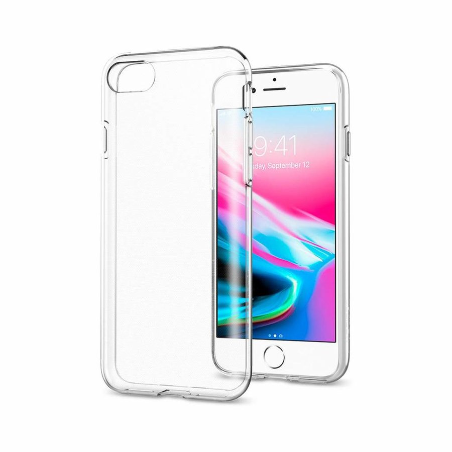 Spigen Liquid Crystal for iPhone 7/8 crystal clear-5