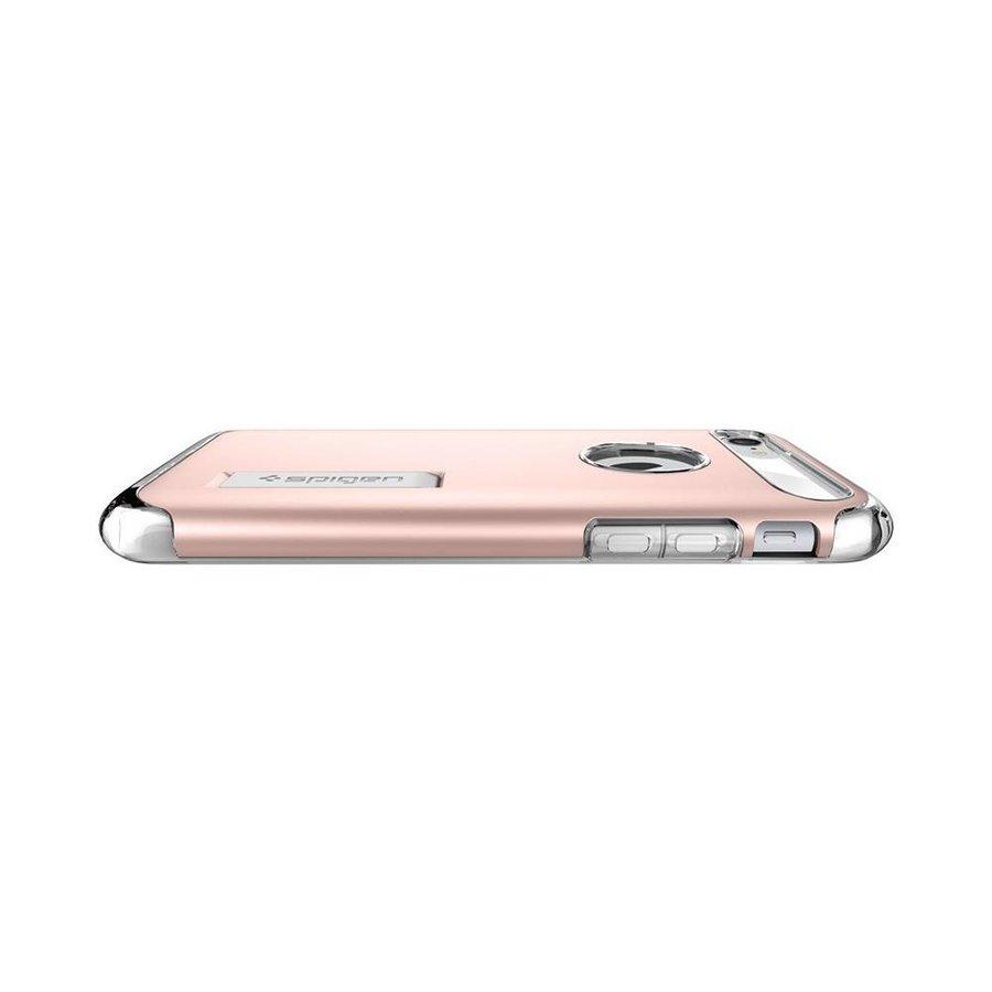 Spigen Slim Armor for iPhone 7 rose gold colored-4