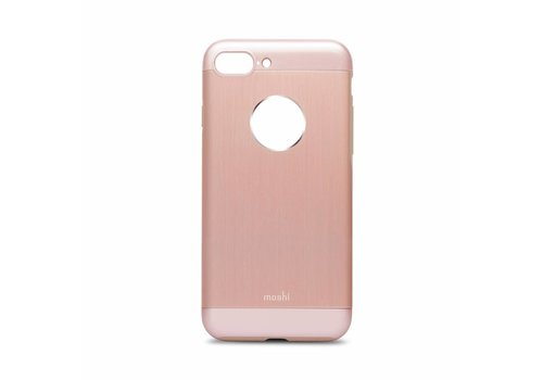 Moshi iGlaze Armour for iPhone 7/8 Plus golden rose
