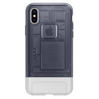 thumb-Spigen Classic C1 for iPhone X Graphite Gray-2
