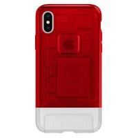 thumb-Spigen Classic C1 for iPhone X ruby-2