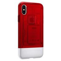 thumb-Spigen Classic C1 for iPhone X ruby-3