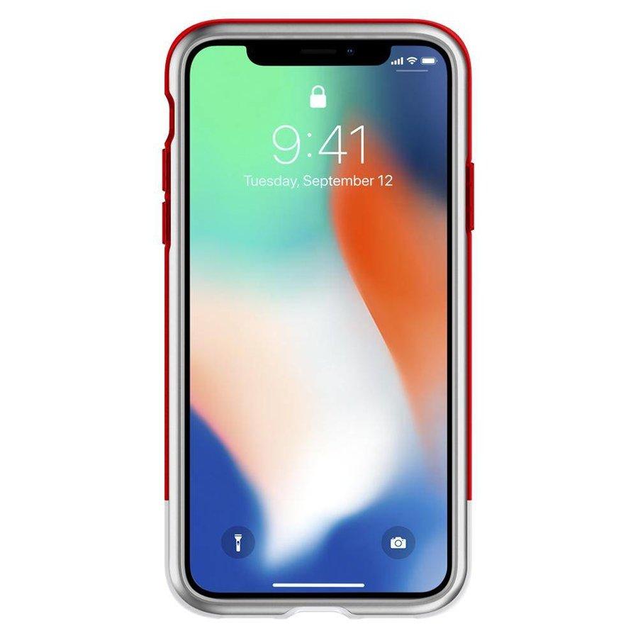 Spigen Classic C1 for iPhone X ruby-5