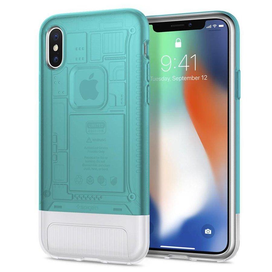 Spigen Classic C1 for iPhone X bondi-1
