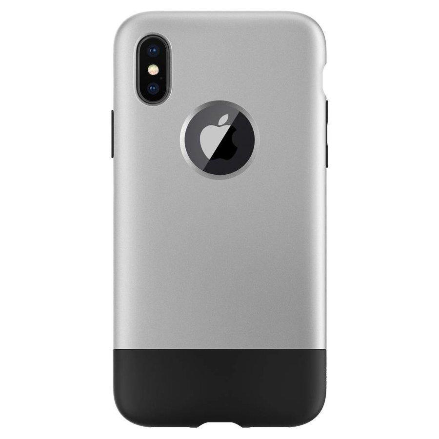 Spigen Classic One  for iPhone X aluminium-2