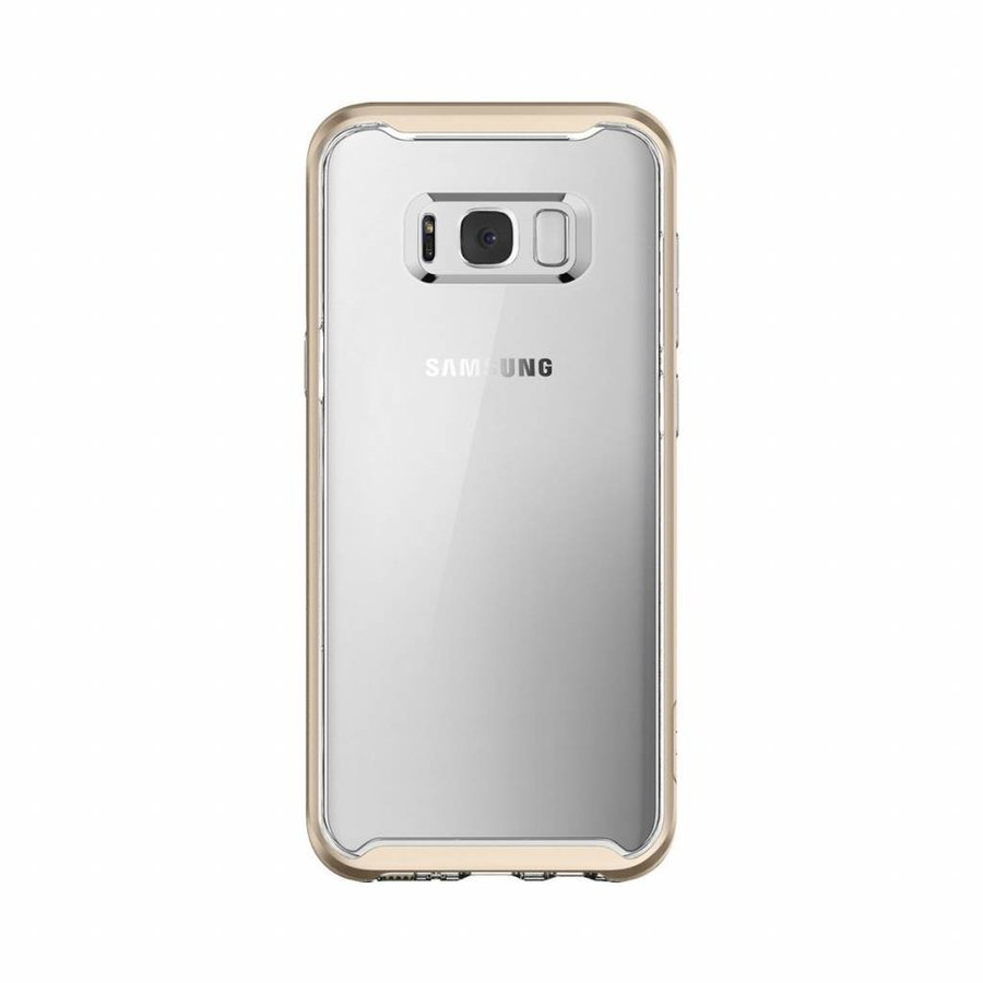 Spigen Neo Hybrid Crystal for Galaxy S8+ champagne gold-1