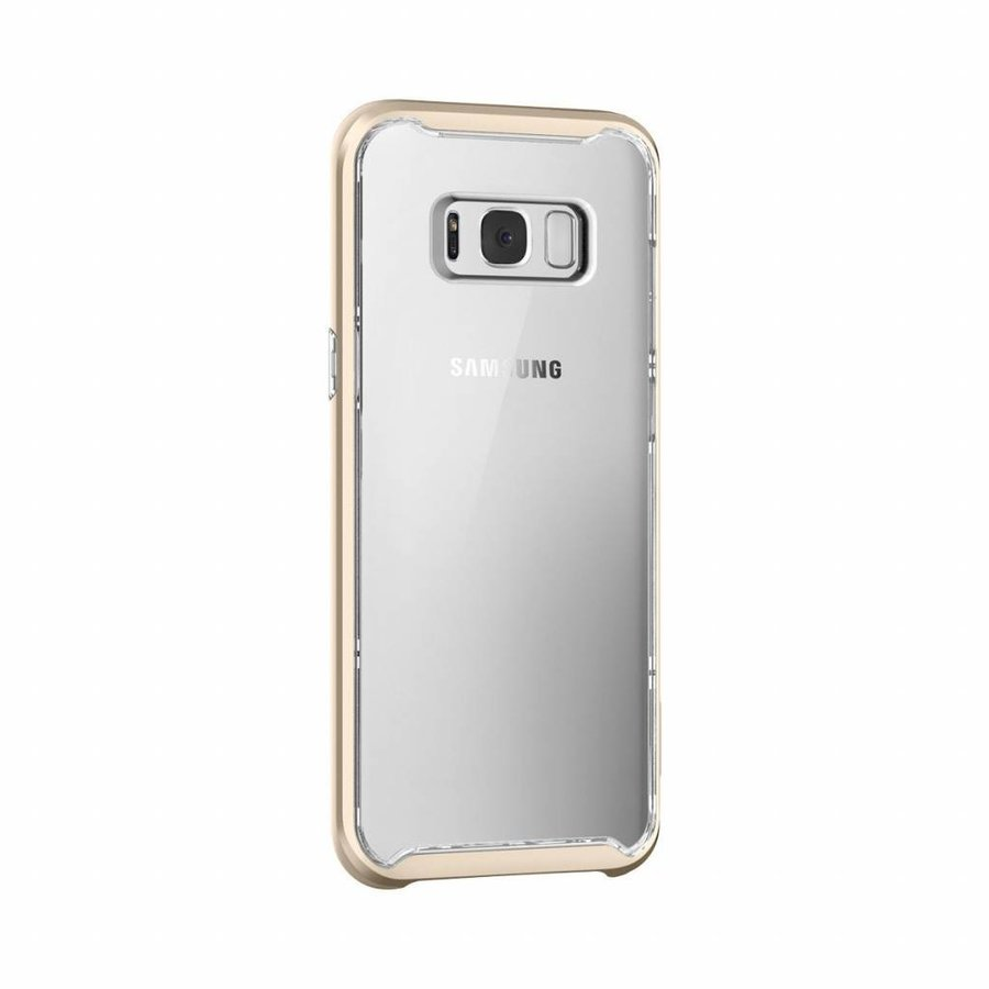 Spigen Neo Hybrid Crystal for Galaxy S8+ champagne gold-5