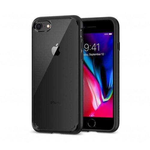 Spigen Ultra Hybrid 2 for iPhone 7/8 black