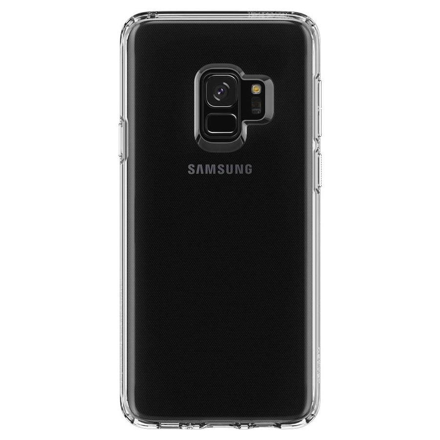 Spigen Liquid Crystal for Galaxy S9 crystal clear-2