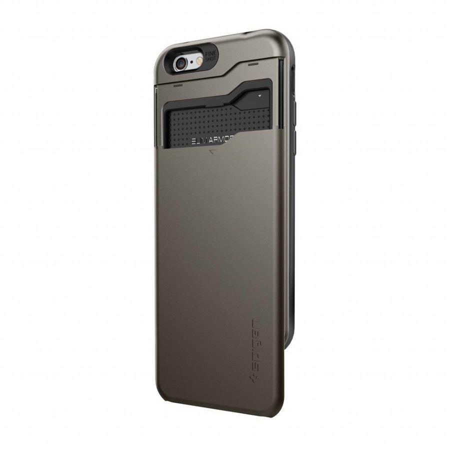 Spigen Slim Armor CS for iPhone 6/6s gun metal-3