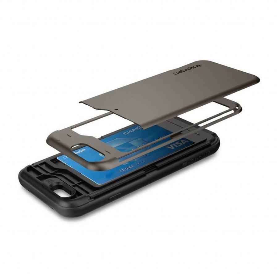Spigen Slim Armor CS for iPhone 6/6s gun metal-5