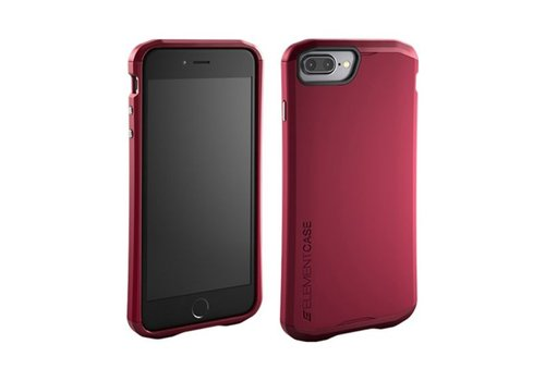 Element Case Aura for iPhone 7/8 Plus red