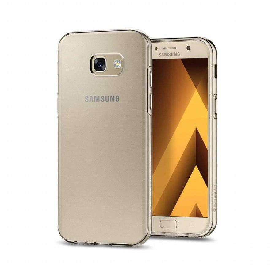 Spigen Liquid Crystal for Galaxy A5 (2017) clear-1