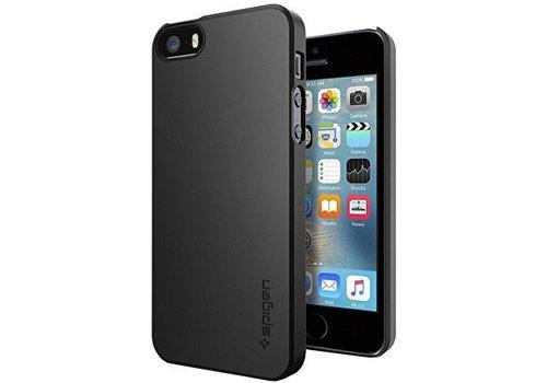 Spigen Thin Fit for iPhone 5/5s/SE black