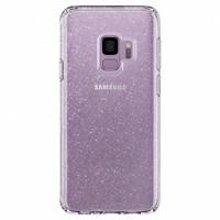 thumb-Spigen Liquid Crystal Glitter  for Galaxy S9 clear-2
