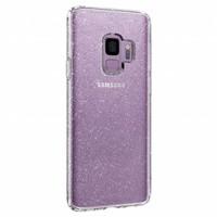 thumb-Spigen Liquid Crystal Glitter  for Galaxy S9 clear-3