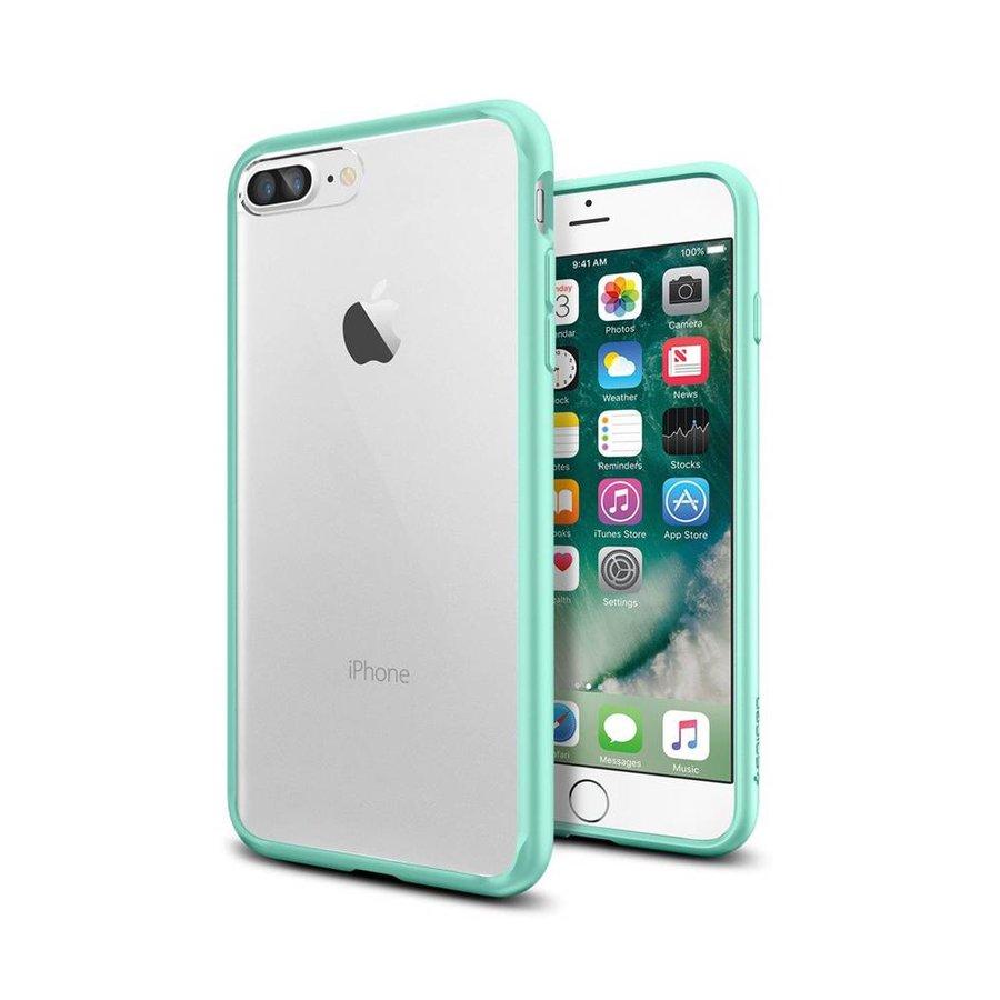 Spigen Ultra Hybrid for iPhone 7/8 Plus mint green-1