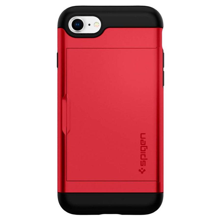 Spigen Slim Armor CS for iPhone 7/8 red-2