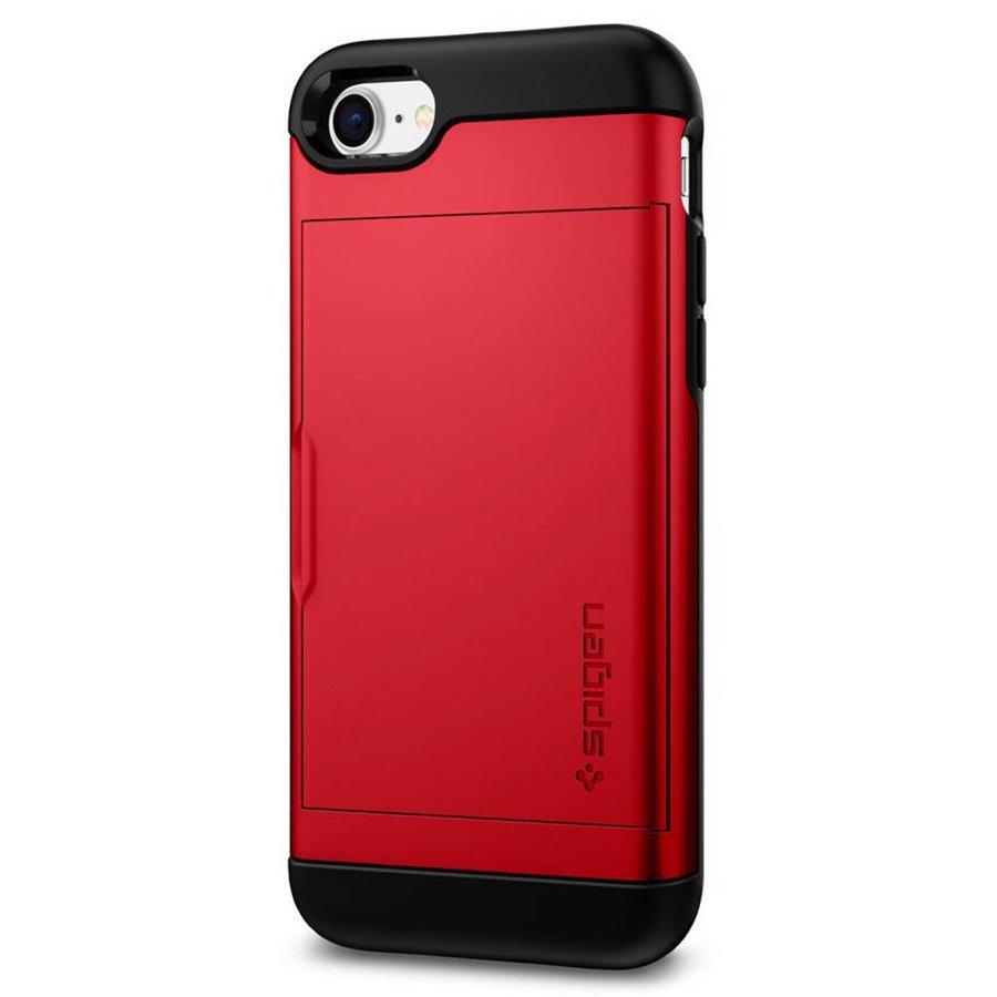 Spigen Slim Armor CS for iPhone 7/8 red-3